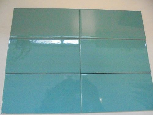 Nice 12 Inch Ceramic Tile Tall 4 X 8 Glass Subway Tile Square 4X4 Floor Tile 6 Inch Tile Backsplash Young 6 X 12 Ceramic Tile Fresh6 X 6 Ceramic Wall Tile VOGUE TURCHESE (MID GREEN) 10 X 20cm WALL TILES JOB LOT OF 5 SQ ..
