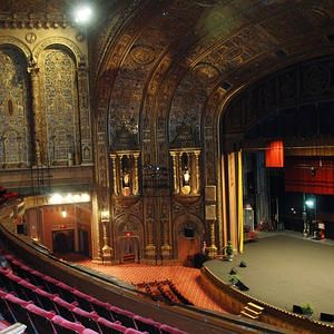 United Palace Theatre in New York City