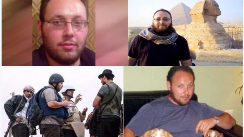 صحافي أميركي قتله داعش.. وعائلته تقاضي النظام