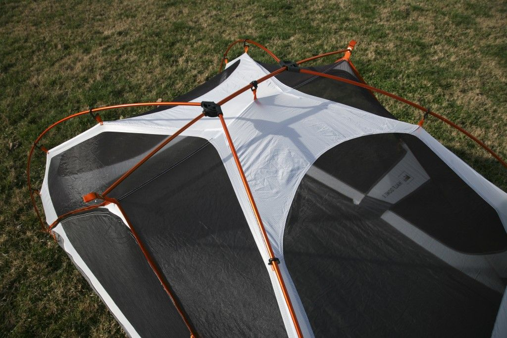REI Half Dome 2 Review - OutdoorGearLab Top pole ridgeline & REI Half Dome 2 Review - OutdoorGearLab Top pole ridgeline ...