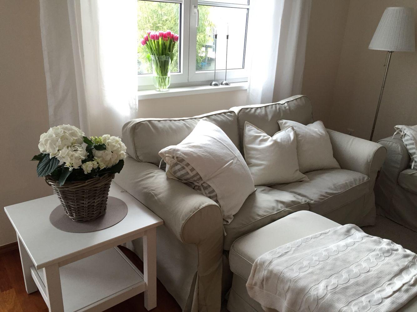 Unser Ikea Ektorp Wohnzimmer