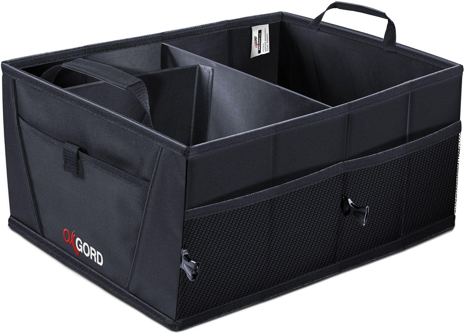 Awesome Amazing Trunk Cargo Organizer Folding Caddy Storage Collapse Bag  Bin For Car Truck SUV 2017