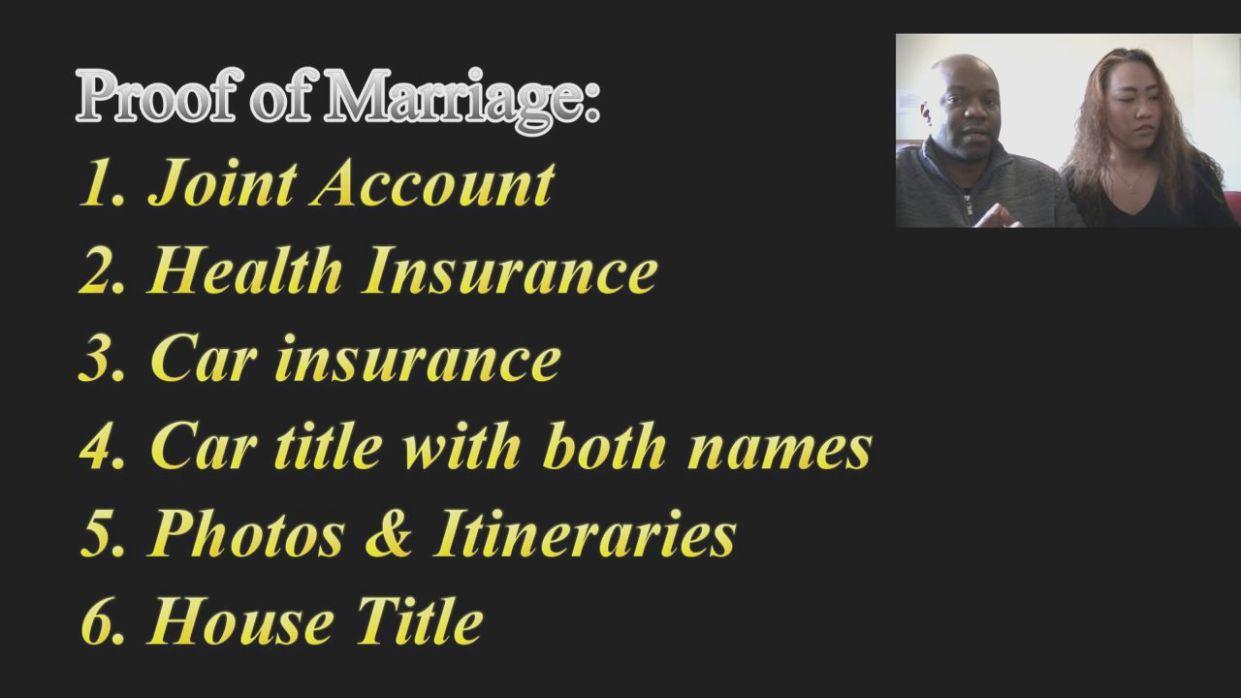 10 10 Year Green Card Through Marriage
