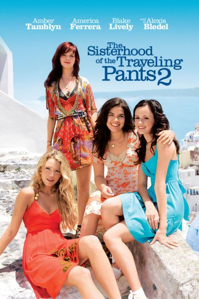 Itunes Artwork For The Sisterhood Of The Traveling Pants 2