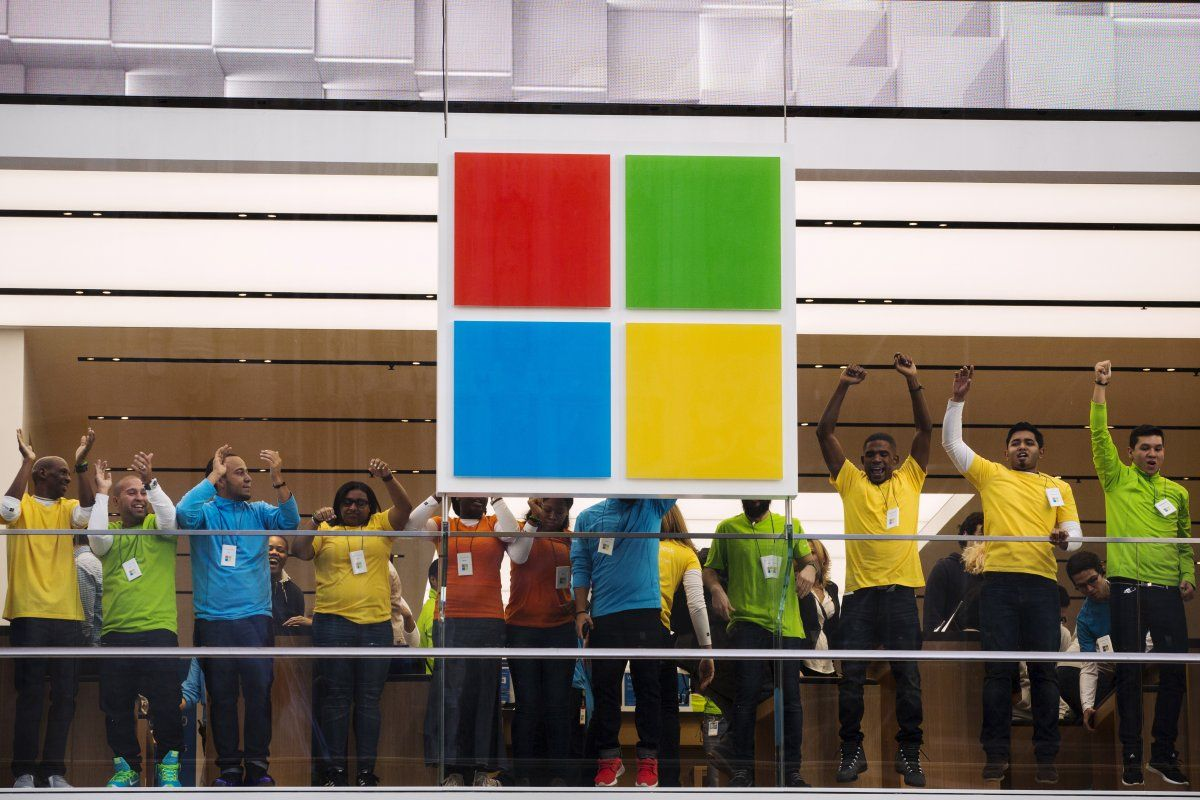 Here are 15 jobs at Microsoft that will pay you more than