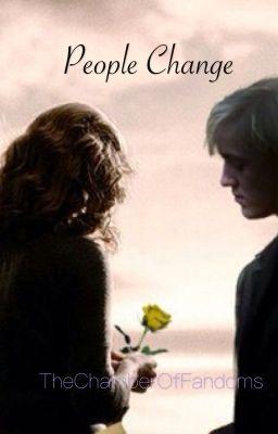 People Change A Dramione Story Dramione Hogwarts Draco Malfoy