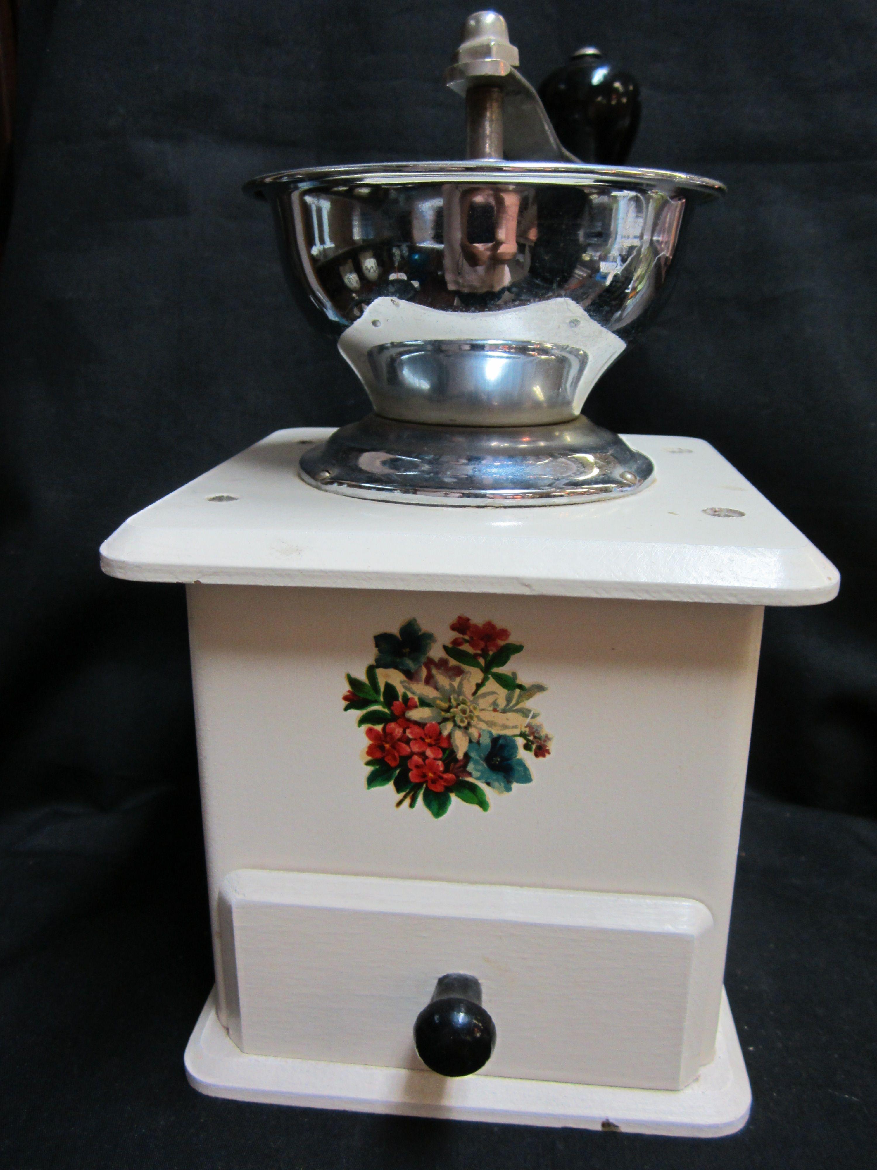 Coffee grindermill made in germany vintage bowls