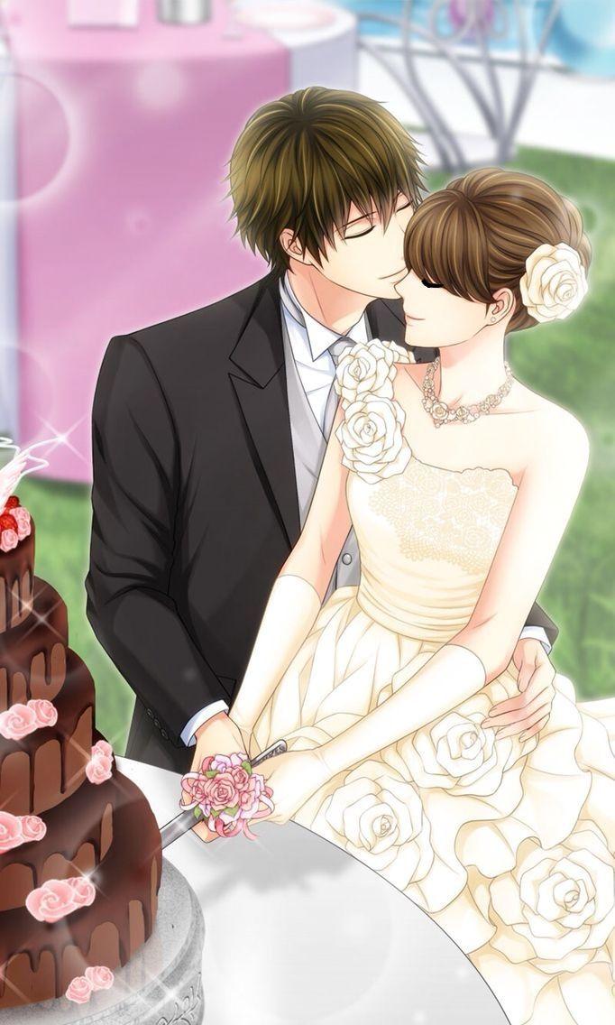 Смешные картинки свадьбы аниме, анимации