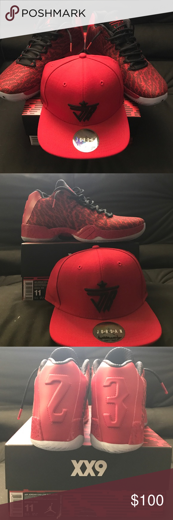 low priced 2c849 e0b9e Jordan XX9 Low Jimmy Butler PE size 11 Never Worn For Sale ...