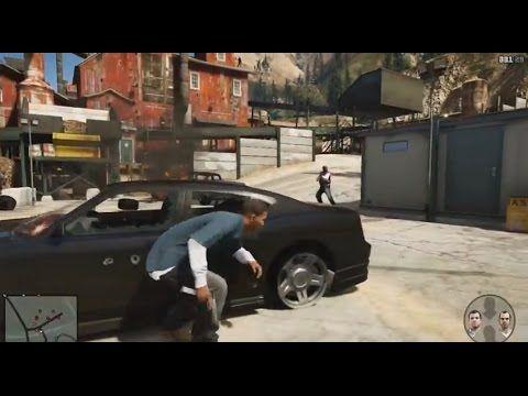 gta 5 video gameplay download