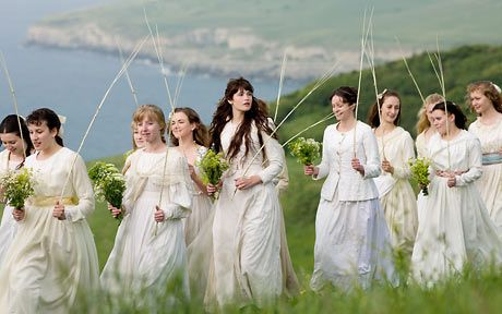 Gemma Arterton on familiar ground with Tess of The D'Urbervilles