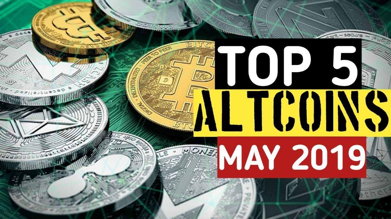 TOP 5 ALTCOINS TO BUY IN MAY!! Best Cryptocurrencies to