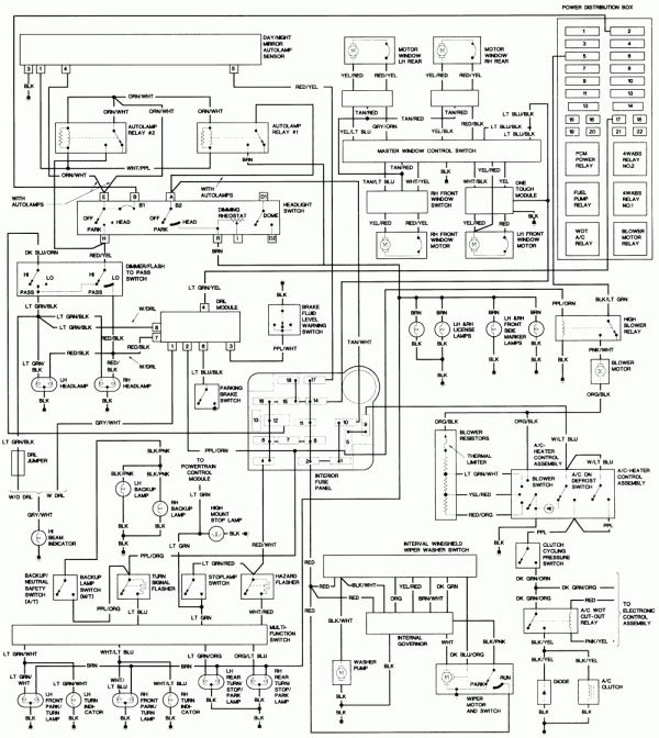 1996 Ford Explorer Engine Wiring Diagram And Solved  Need