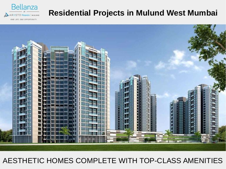 Residential Apartments in Mulund West Mumbai
