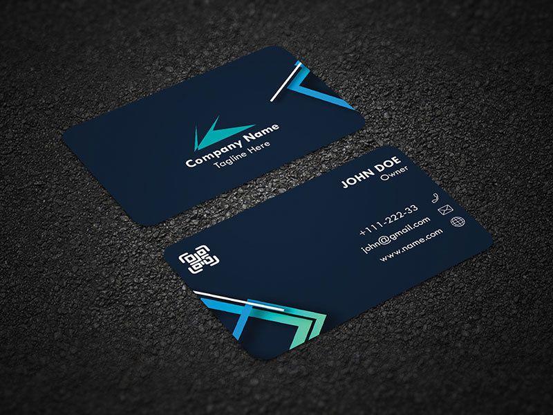 Luxurious Corporate Bank Business Card Design Business Card Design Corporate Bank Business Card Design Inspiration