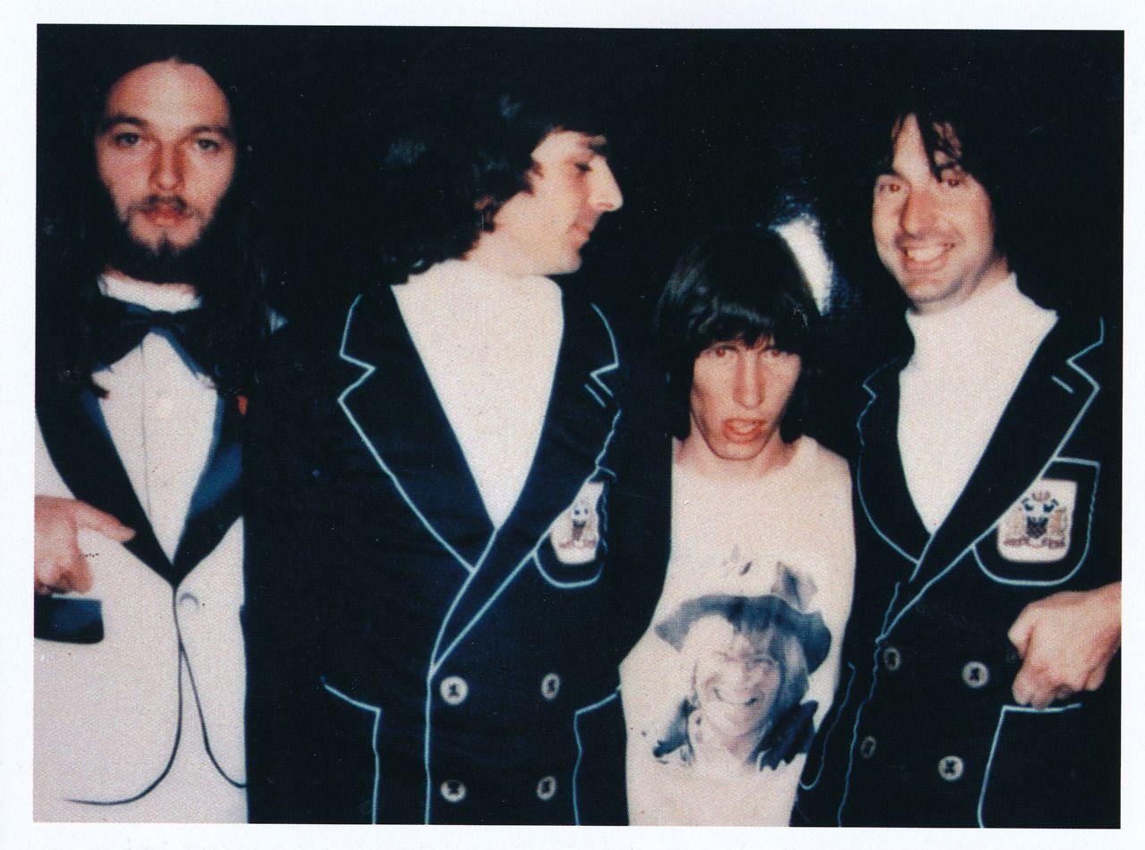 Pink Floyd circa Animals period