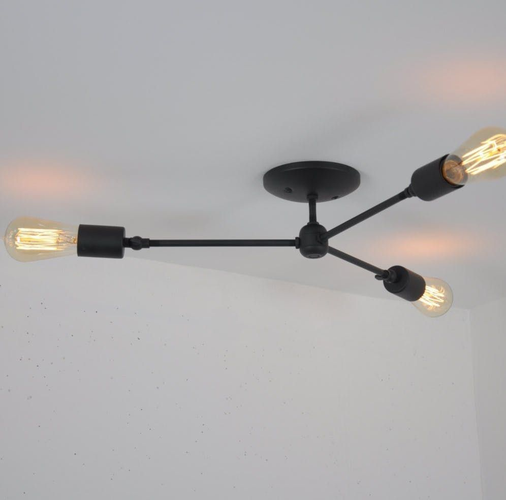 Goodbye Boob Lights: 15 Stylish, Modern Flush-Mount Fixtures ...