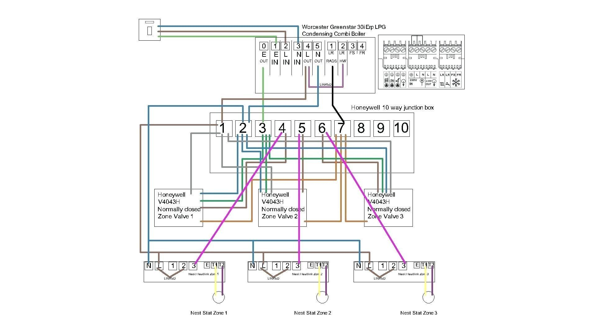 Unique Wiring Diagram For Honeywell Thermostat Rth2300b Diagram Diagramsample Diagramtemplate Check More At Https Worksheet Template Diagram Diagram Chart