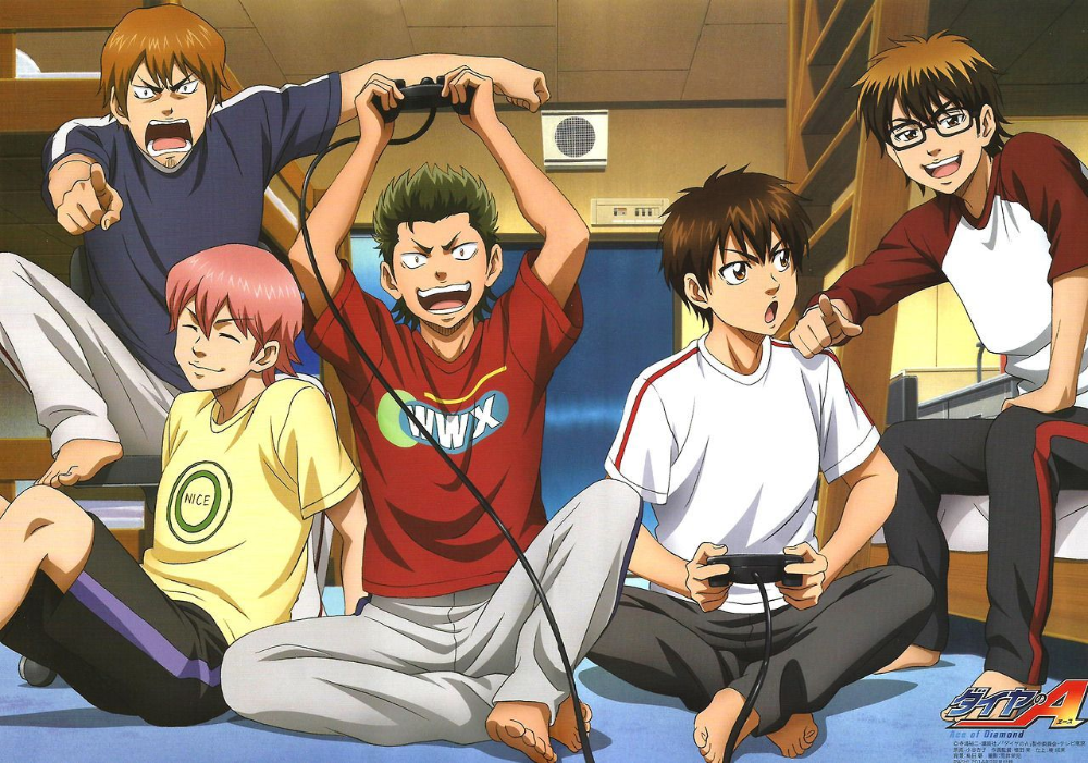 Diamond No Ace Wallpapers - Wallpaper Cave