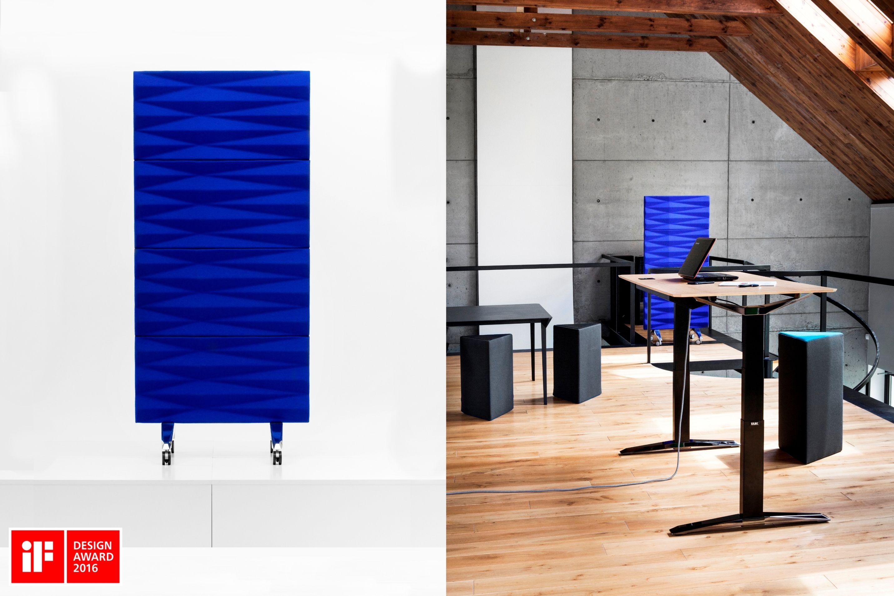 Vank Wall If Design Award 1 Acoustics 2 Pinterest Design  # Muebles Kowalczuk