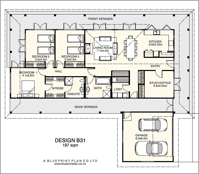 Free house plans nz