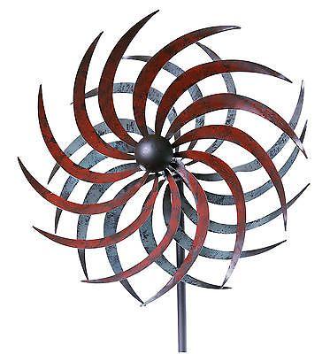 Awesome Windrad Garten Mallorca Metall NEU u OVP