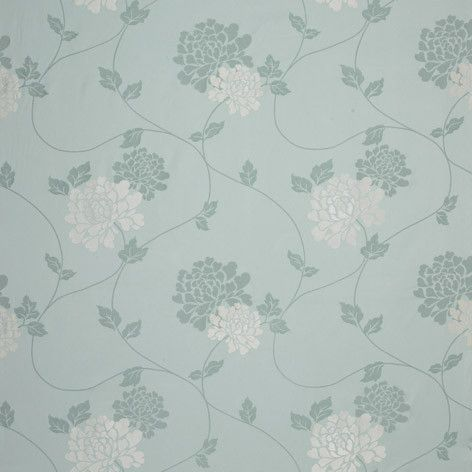 Isodore Duck Egg Fabric #lauraashleyhome
