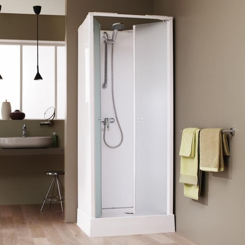 Cabine de douche intégrale 70 x 70 cm SURF 4 Leda CPS