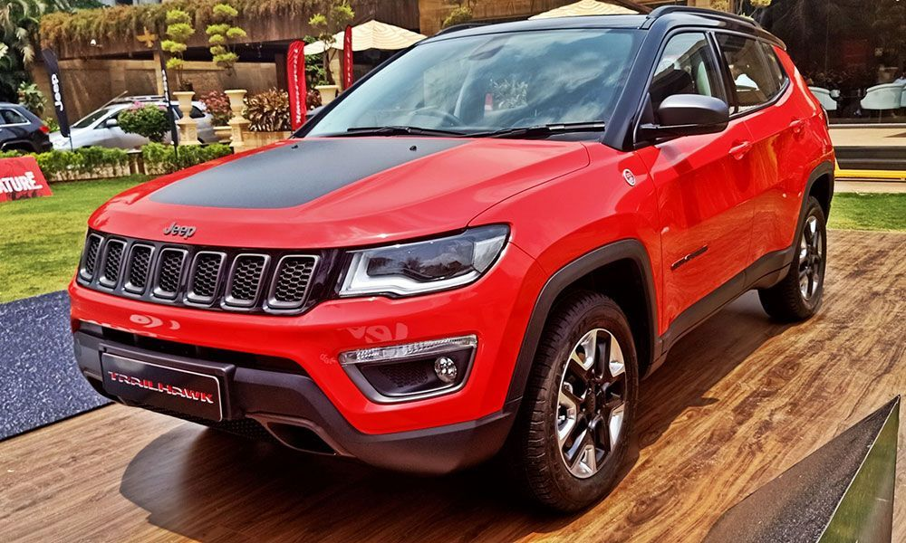 Jeep Compass Trailhawk Review First Bs6 Diesel Suv Suv Jeep