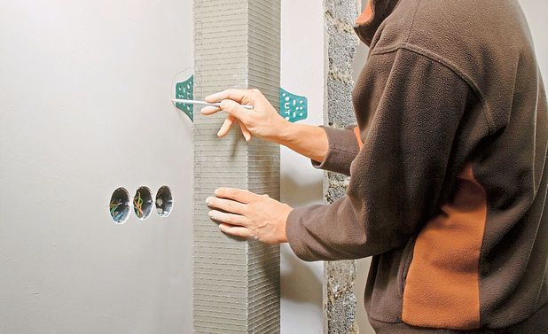 heizungsrohre an der wand verkleiden google suche esconder cables kabeln verstecken. Black Bedroom Furniture Sets. Home Design Ideas