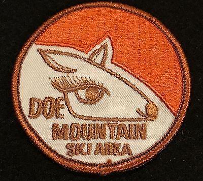 DOE MOUNTAIN now BEAR CREEK Skiing Patch Pennsylvania PA Travel LOST