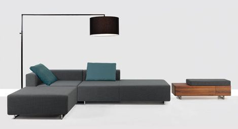 Modular Sofa By Zeitraum New Side Comfort Home Contemporary