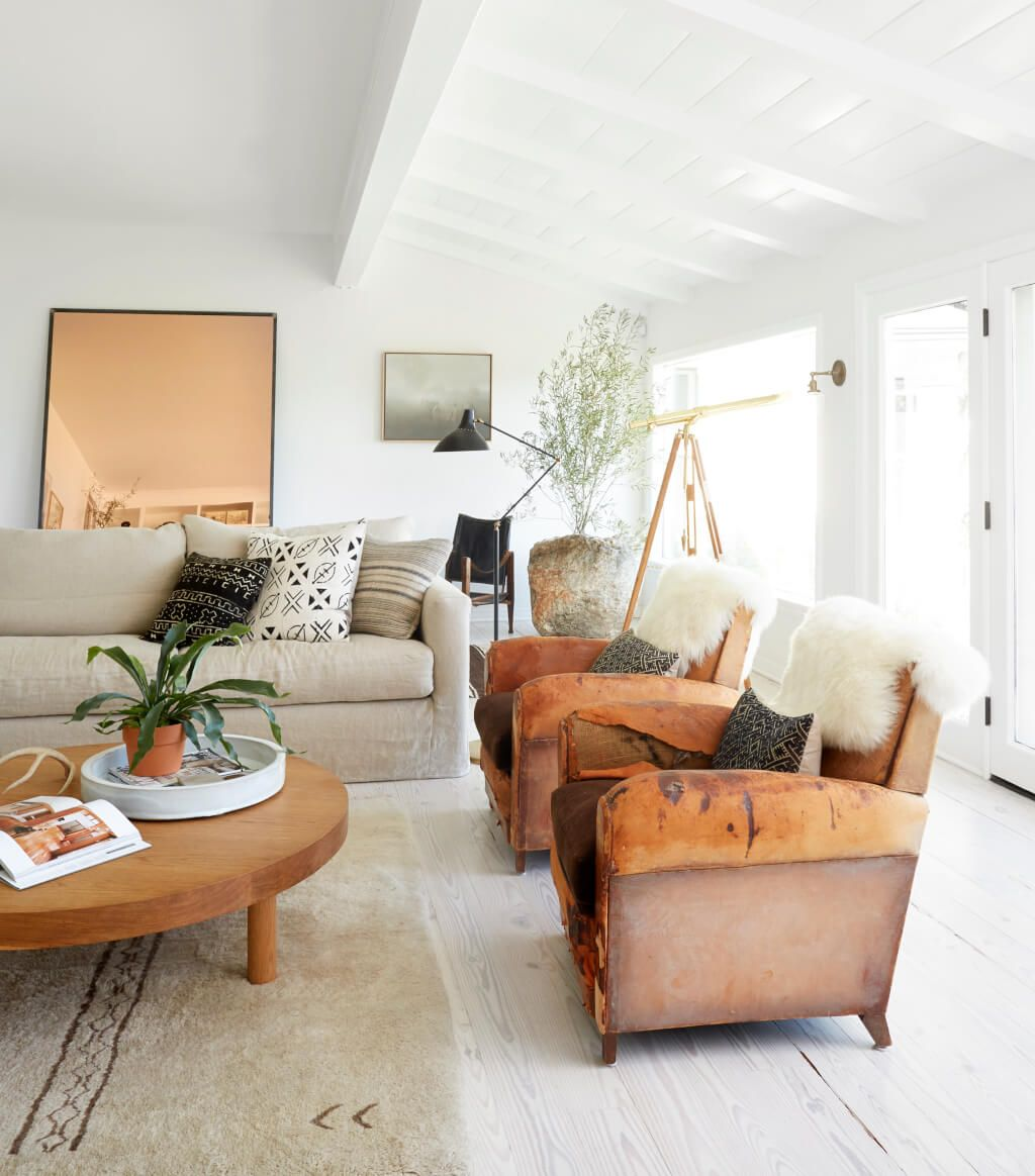 Beautiful Living Rooms On A Budget That Look Expensive: Get The 'Effortless California Casual' Look For Less