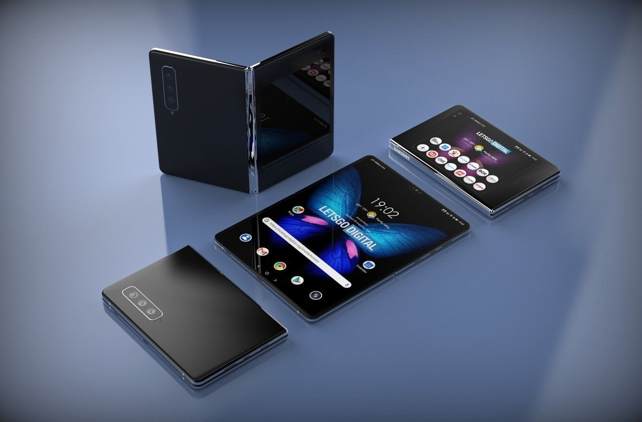 Samsung Galaxy Fold Supports Hundreds Of Apps Including Facebook Samsung Galaxy Samsung Smartphone