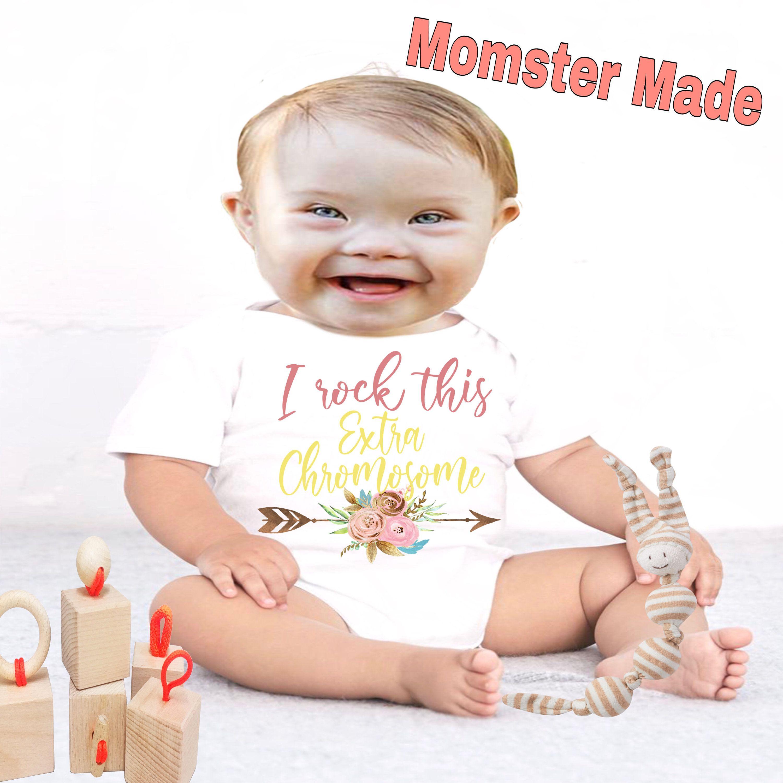 Down Syndrome Awareness I Rock This Extra Chromosome