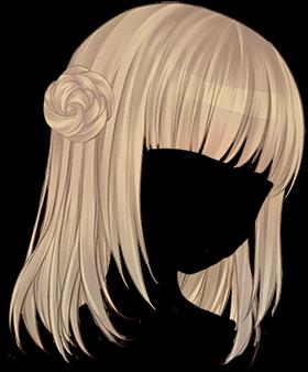 Cute hairstyle diseño de cabello Pinterest Anime