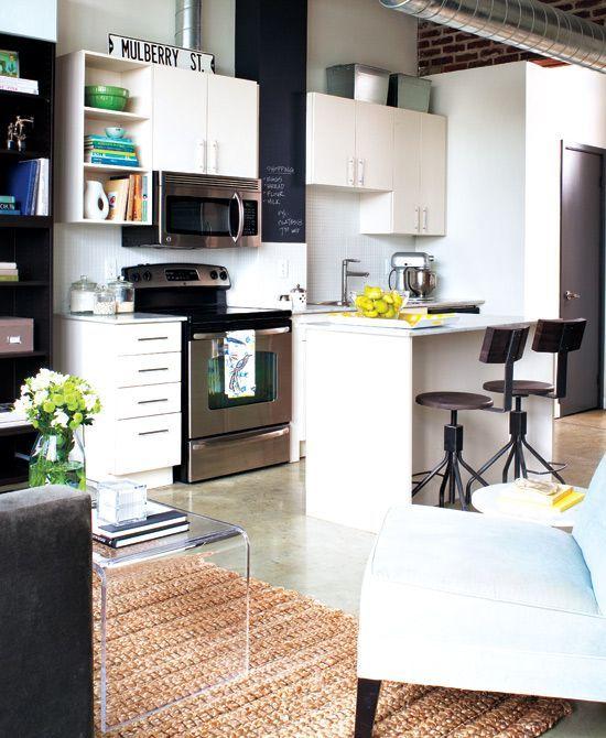 15 piccoli appartamenti idee per arredare piccoli spazi for Idee originali per arredare appartamenti
