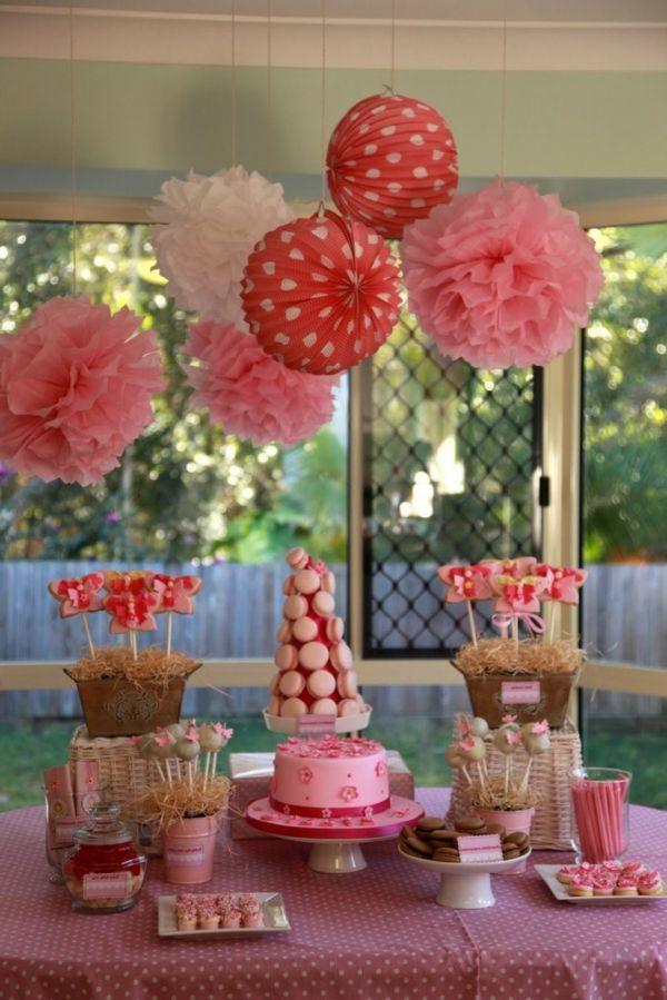 Une Decoration De Table Pour Anniversaire A Ravir Vos Invites