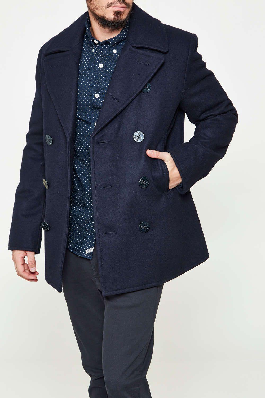 caban denim   supply ralph lauren marine homme veste et manteau pret a  porter homme ab47f4fd0100