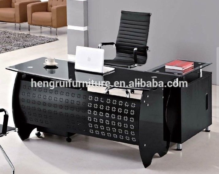 Latest Office Table Design U0026 Executive Office Table Design Office Counter  Table With Glass Top And