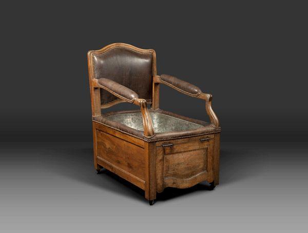 fauteuil baignoire louis xv fauteuil baignoire en bois et. Black Bedroom Furniture Sets. Home Design Ideas