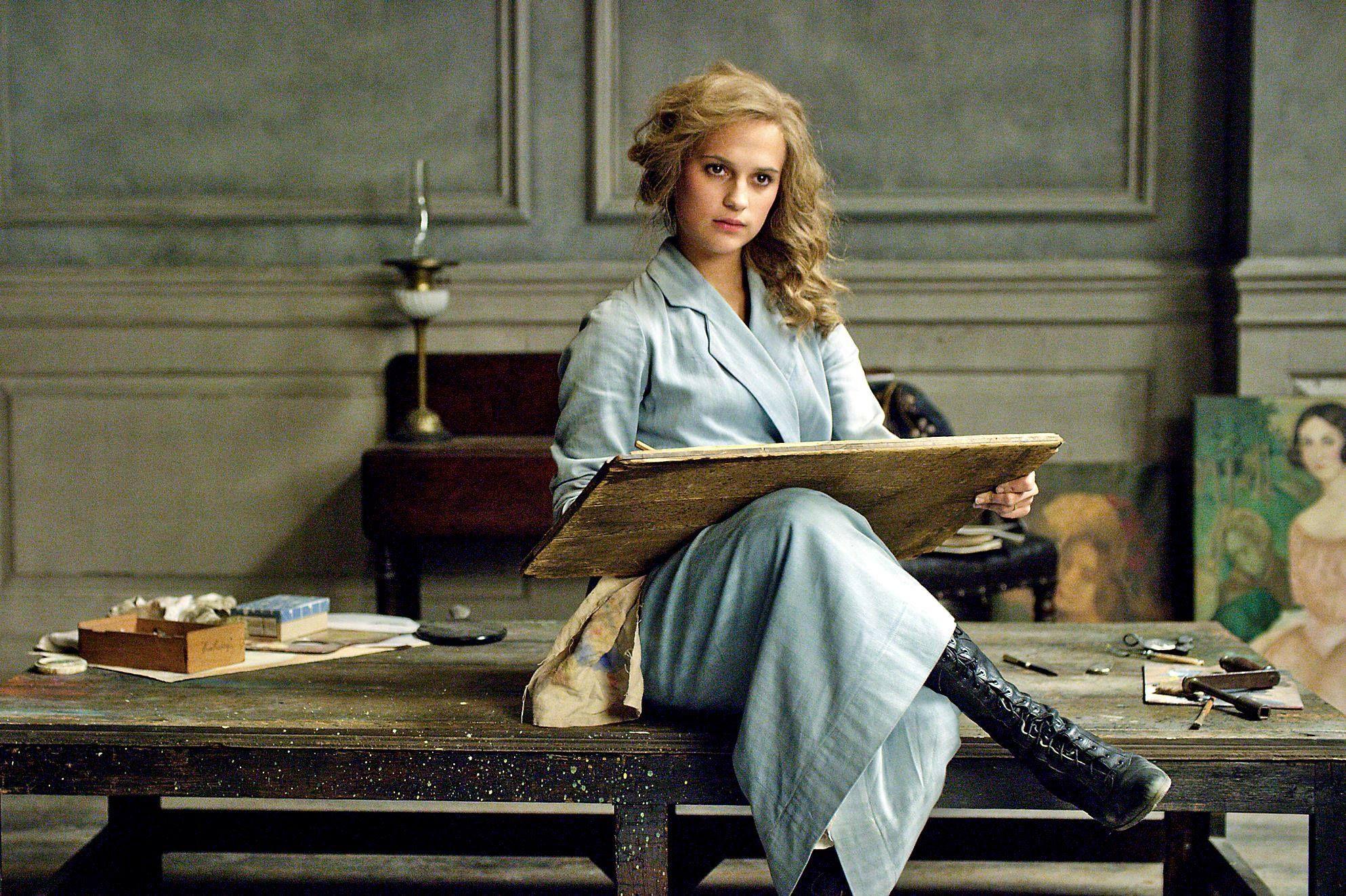 "Fotograma de ""La chica danesa"" del director Tom Hooper"