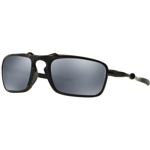 4ff2093a665 Oakley Badman Men s Wireframe Polarized Sunglasses