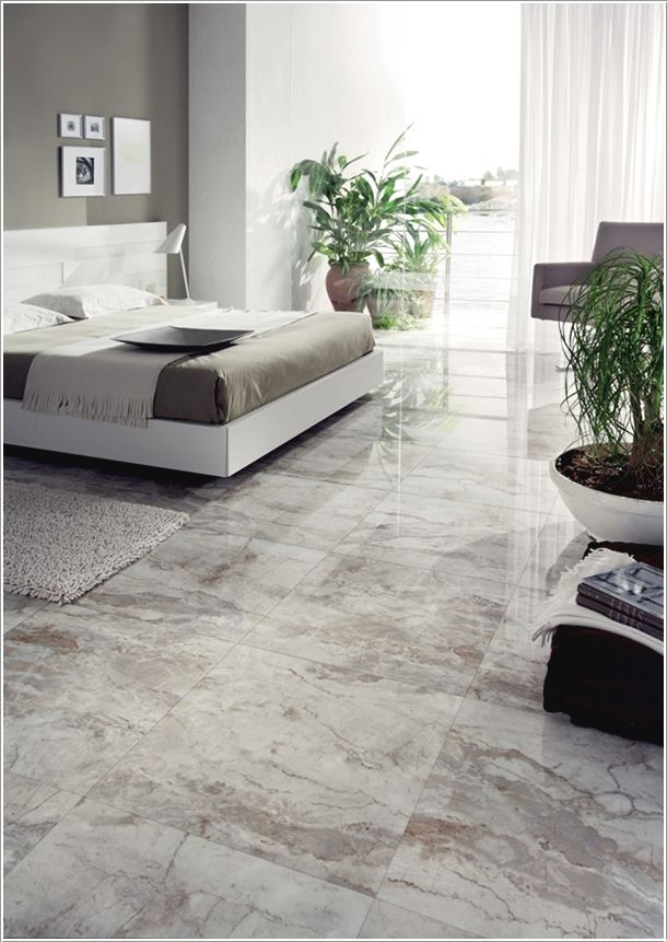 10 Amazing Bedroom Flooring Ideas For Your Home In 2020 Tile Bedroom Marble Bedroom Marble Flooring Design