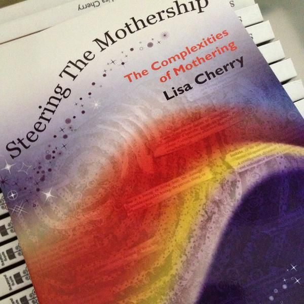 Audio Boo reading from Chapter One of Steering The Mothership: The Complexities of Mothering....