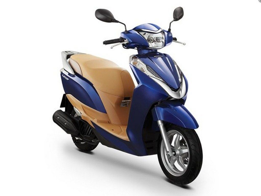 Honda lead a upper version of activa 125 honda is the second largest two wheeler manufacturer in the country recently the company has introduced another