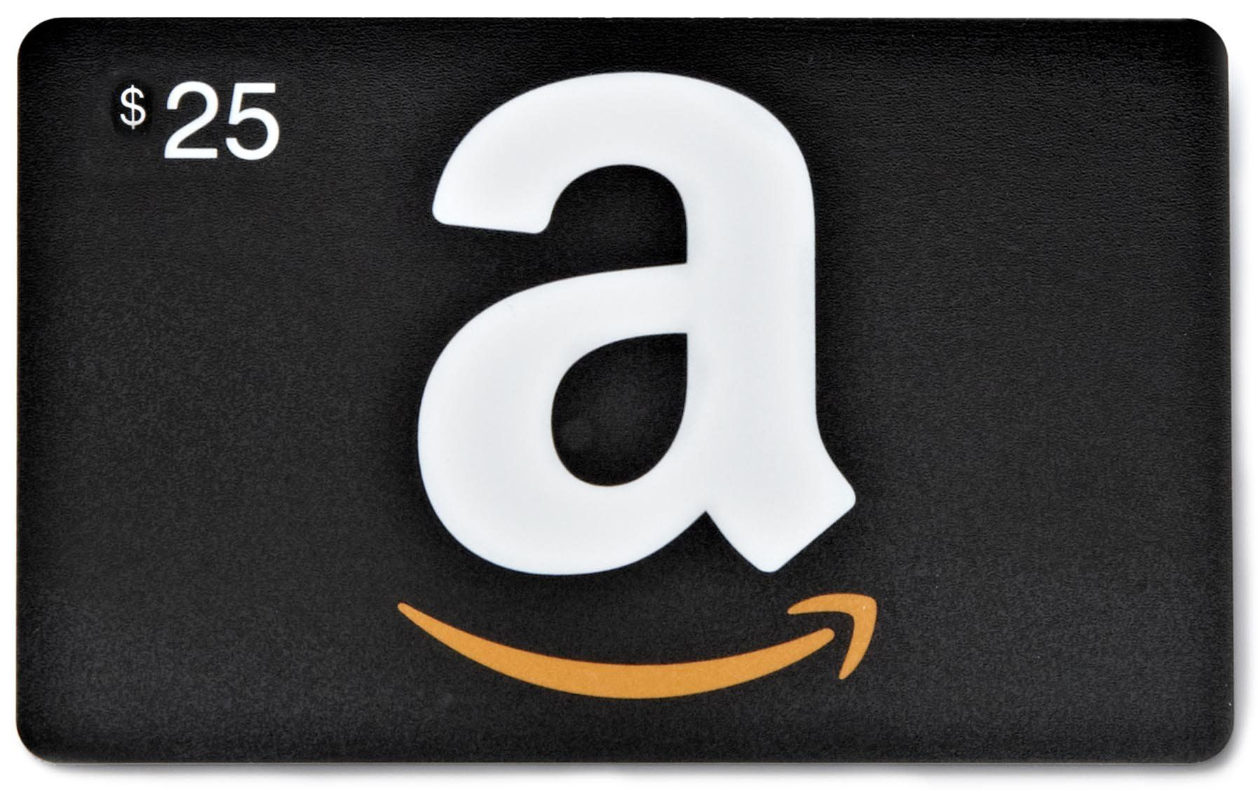 25 gift cards pack of 20 classic black card