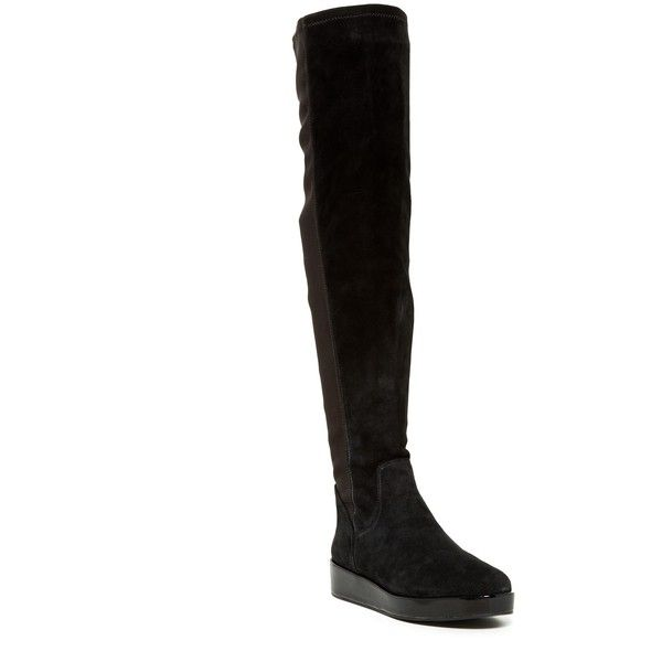 e5b360b34d1 Gentle Souls by Kenneth Cole Dac Over-the-Knee Boot ( 220) ❤ liked ...