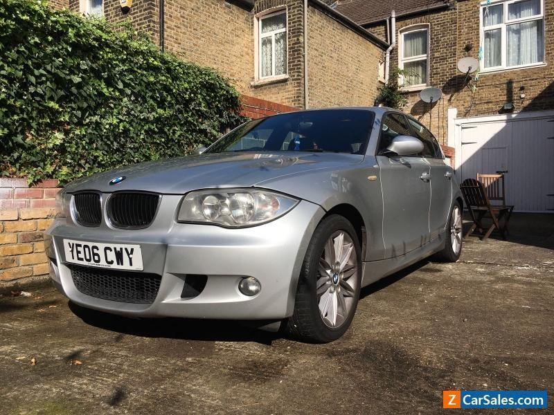 BMW 1 Series 118D M Sport Silver 5 Door Quick Sale! bmw