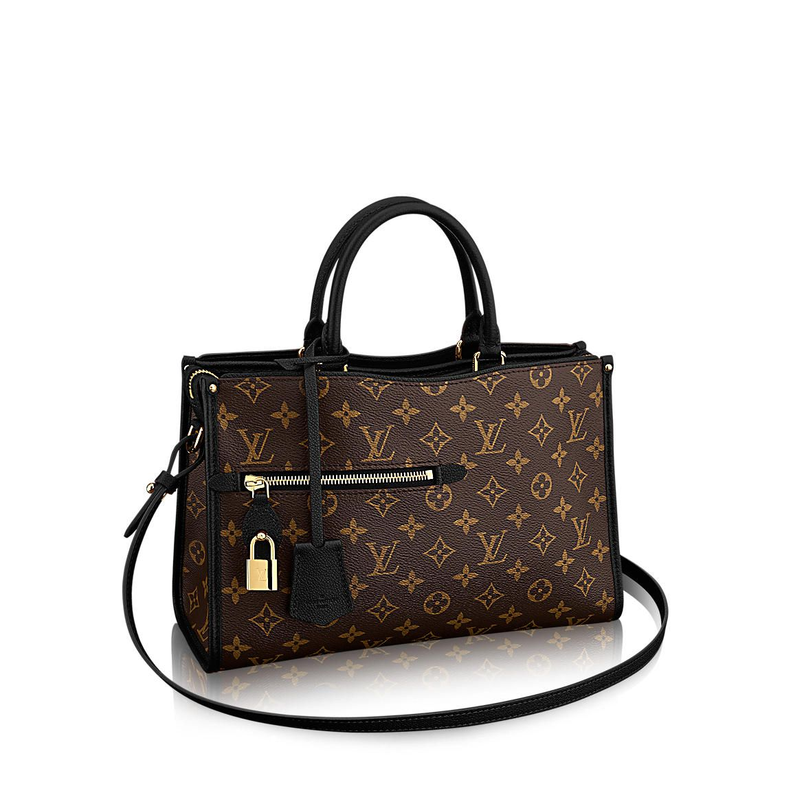 bfed4497e830 Popincourt MM Monogram Canvas in WOMEN s HANDBAGS collections by Louis  Vuitton
